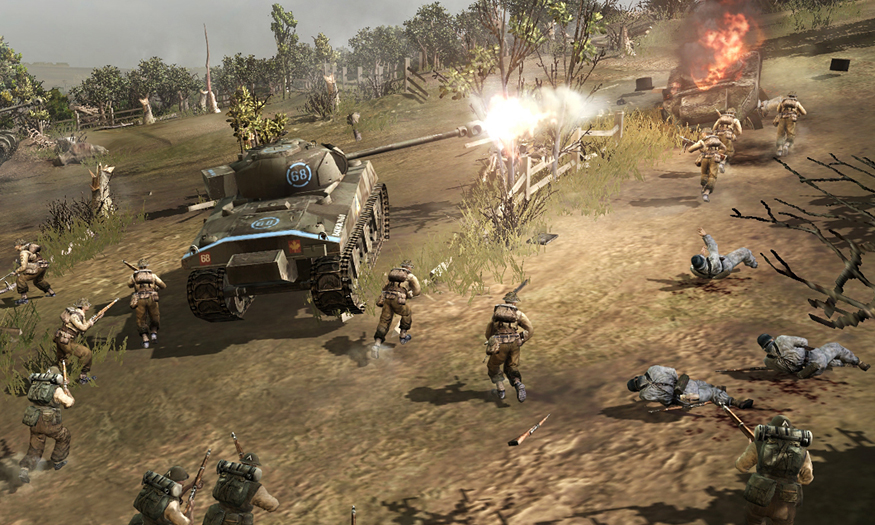 Company Of Heroes Review Half Full Reviews