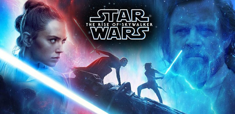 Star Wars: The Rise of Skywalker | Half Full Reviews